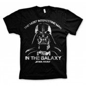 The Most Interesting Man In The Galaxy T-Shirt, Basic Tee