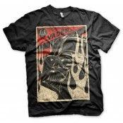Vader Flames T-Shirt, Basic Tee