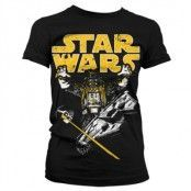 Vader Intimidation Girly T-Shirt, Girly T-Shirt