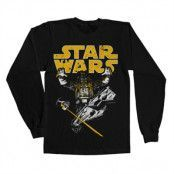 Vader Intimidation Long Sleeve T-Shirt, Long Sleeve T-Shirt