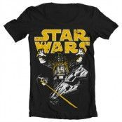 Vader Intimidation Wide Neck Tee, Wide Neck T-Shirt