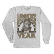 Wookiee Of The Year Long Sleeve T-Shirt, Long Sleeve T-Shirt