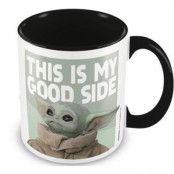 Star Wars The Mandalorian - Good Side Mug