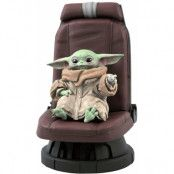Star Wars The Mandalorian - The Child in Chair - 1/2