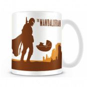 Star Wars The Mandalorian - This is the Way Mug