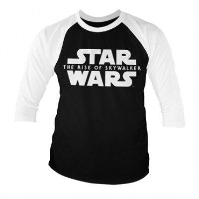 Star Wars - The Rise Of Skywalker Baseball 3/4 Sleeve Tee, Baseball 3/4 Sleeve Tee