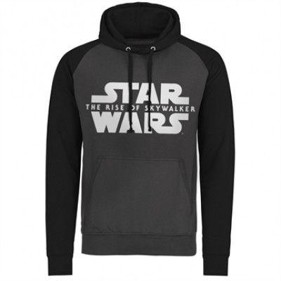 Star Wars - The Rise Of Skywalker Baseball Hoodie, Baseball Hooded Pullover