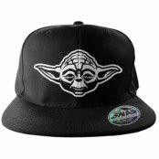 Star Wars - Yoda Cap, Adjustable Snapback Cap
