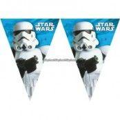 Stjärnornas krig / Star Wars vimpelbanderoll - 2m