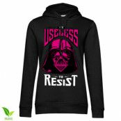 Vader - Useless To Resist Girls Hoodie, Hoodie