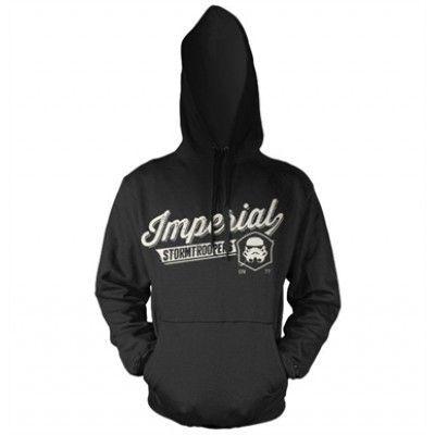Varsity Imperial Stormtroopers Hoodie, Hooded Pullover