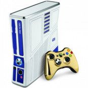 Xbox 360 Konsol Star Wars Limited Edition