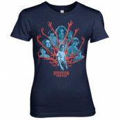 Stranger Things Girly Tee, T-Shirt
