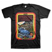 Stranger Things Retro Poster T-Shirt, T-Shirt