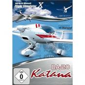 Flight Simulator X DA 20 Katana