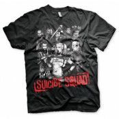 Suicide Squad T-Shirt, Basic Tee
