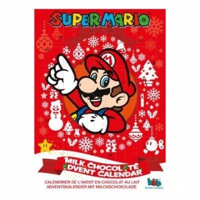 Adventskalender Super Mario