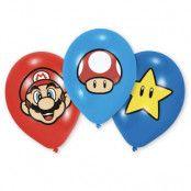 Ballonger, Super Mario