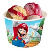 Dessertskålar Super Mario - 8-pack