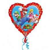 Folieballong  Super Mario