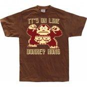 It´s On Like Donkey Kong!, Basic Tee