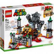 LEGO Super Mario Bowsers Castle Boss Battle Expansion Set