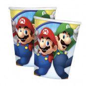 Muggar, Super Mario