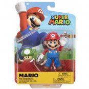 Nintendo 4 Articulated Figures Mario