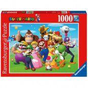 Nintendo - Super Mario Jiggsaw Puzzle
