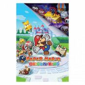 Paper Mario, Maxi Poster - The Origami King
