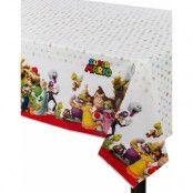 Plastduk 137x243 cm - Super Mario Party