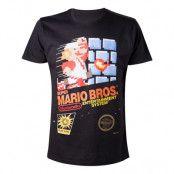Super Mario Bros T-shirt - Medium