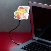 Super Mario Bros USB-Lampa