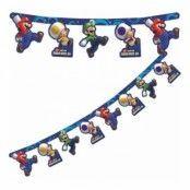 Super Mario Girlang