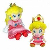 Prinsessan Peach Mjukisdjur