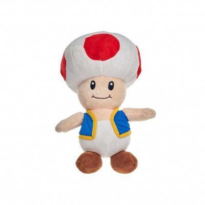 Super Mario, Gosedjur - Toad