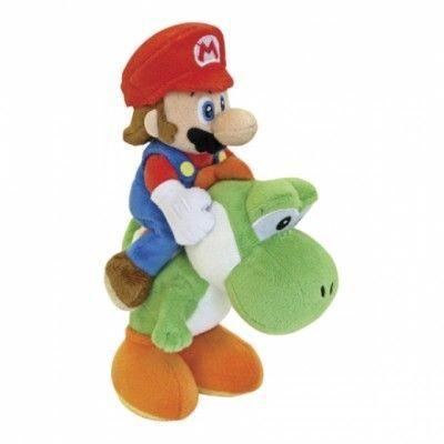 Super Mario och Yoshi Mjukisdjur
