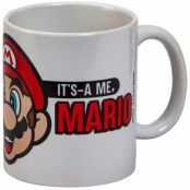 Super Mario - Mario It's-a me, Mario Mug
