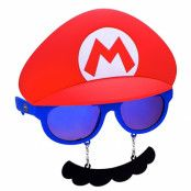 Sun Staches Partybrillor Super Mario
