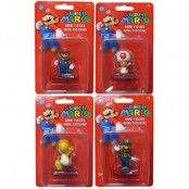 Super Mario Mini Figurer