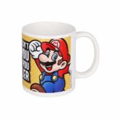 Super Mario, Mugg - What Doesn't Kill You
