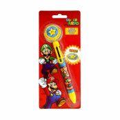Super Mario, Multifärgad Penna