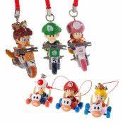 Super Mario Cart Minifigurer