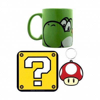 Super Mario, Presentset - 3 delar