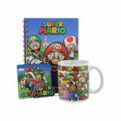 Super Mario, Presentset - 4 delar