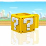 Super Mario Question Block Mugg