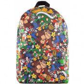 Nintendo - Super Mario Characters AOP Backpack