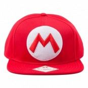 Super Mario Snapback Keps