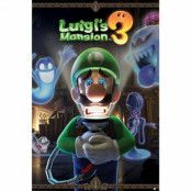 Luigis Mansion, Maxi Poster - In for a Fright