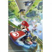 Mario Kart 8, Maxi Poster